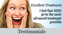 Heritage House Dental Patient Testimonials