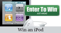 iPod promotion at our dental office in Streetsville