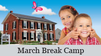 March Break Camp at Heritage House Dental