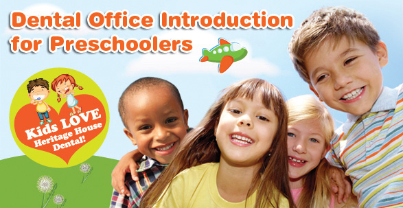 Dental Office Introduction for Preschoolers in Mississauga