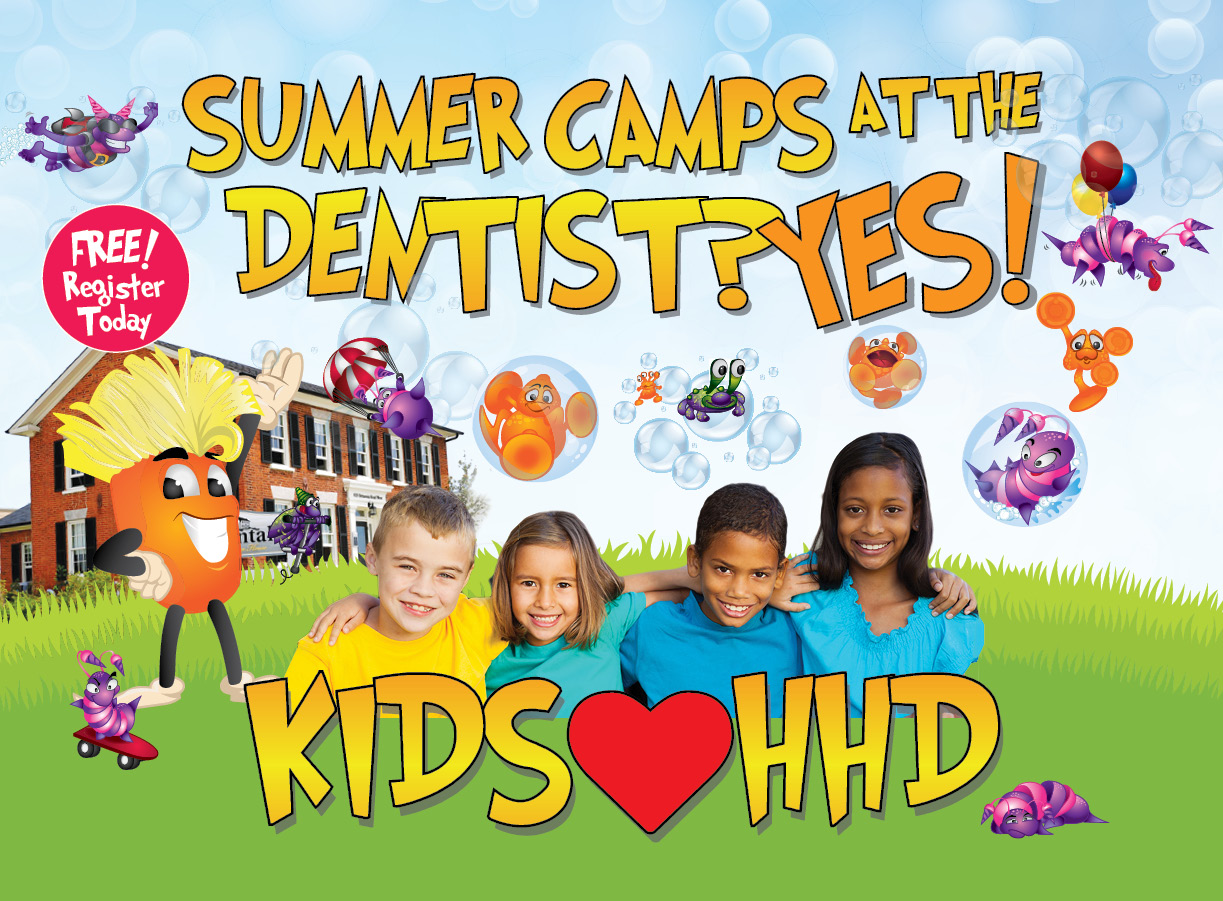 Summer Camp at the Dentist