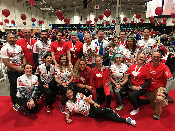 Ride for Heart Team 2017