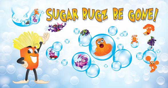 Sugar Bugz Be Gone